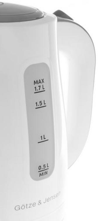 Czajnik KT001E Biały